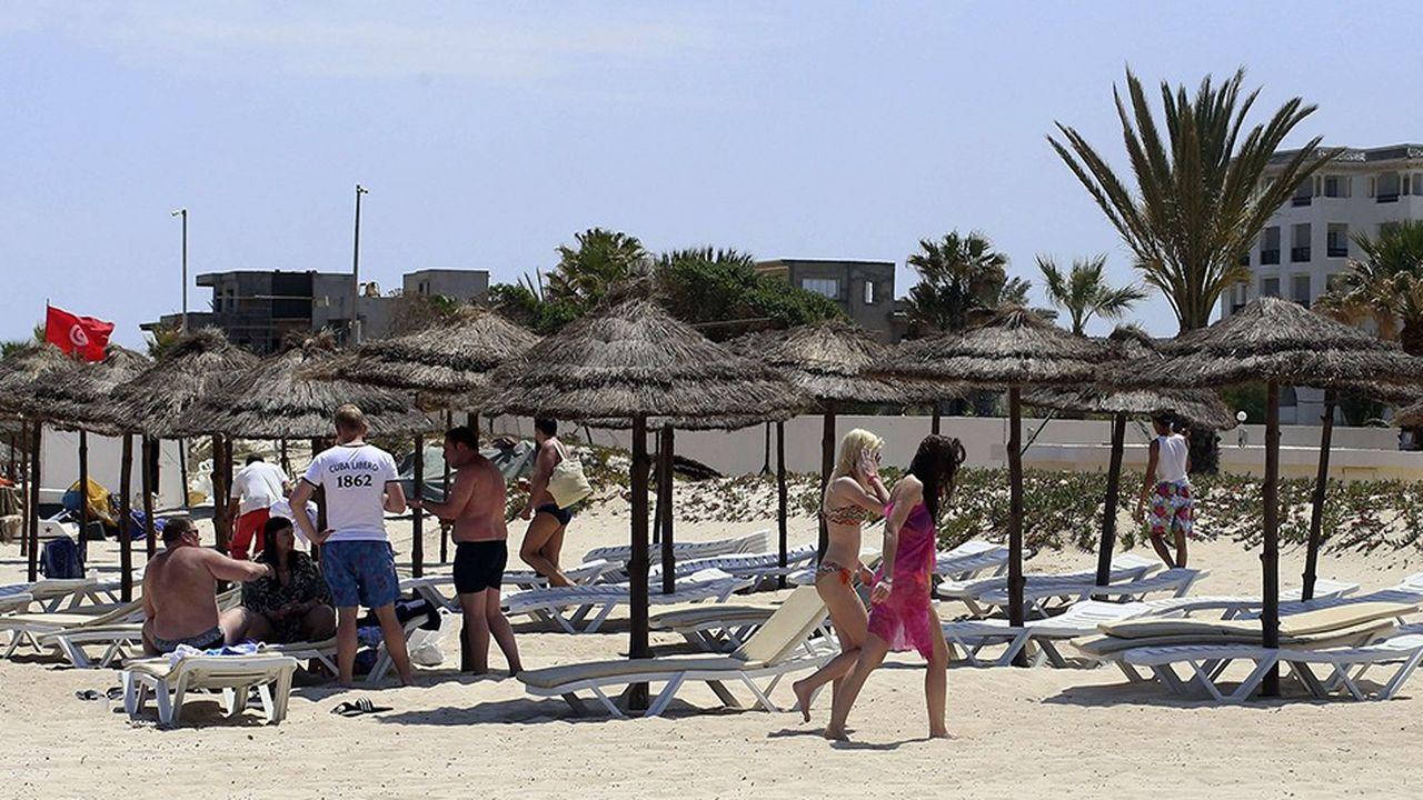 Les touristes français ont cessé de bouder la Tunisie.