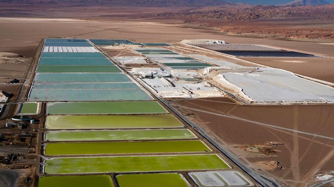 Le groupe américain de chimie FMC va introduire sa branche de lithium sur le New York Stock Exchange en octobre.