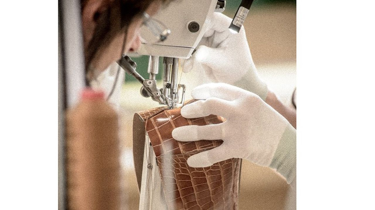La future usine de la maroquinerie Thomas devrait croître au rythme de 80 emplois par an.
