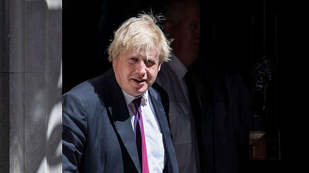L'ex-maire de Londres vient d'attaquer avec virulence le plan de Theresa May pour le Brexit, lui préférant un accord de libre-échange type CETA.