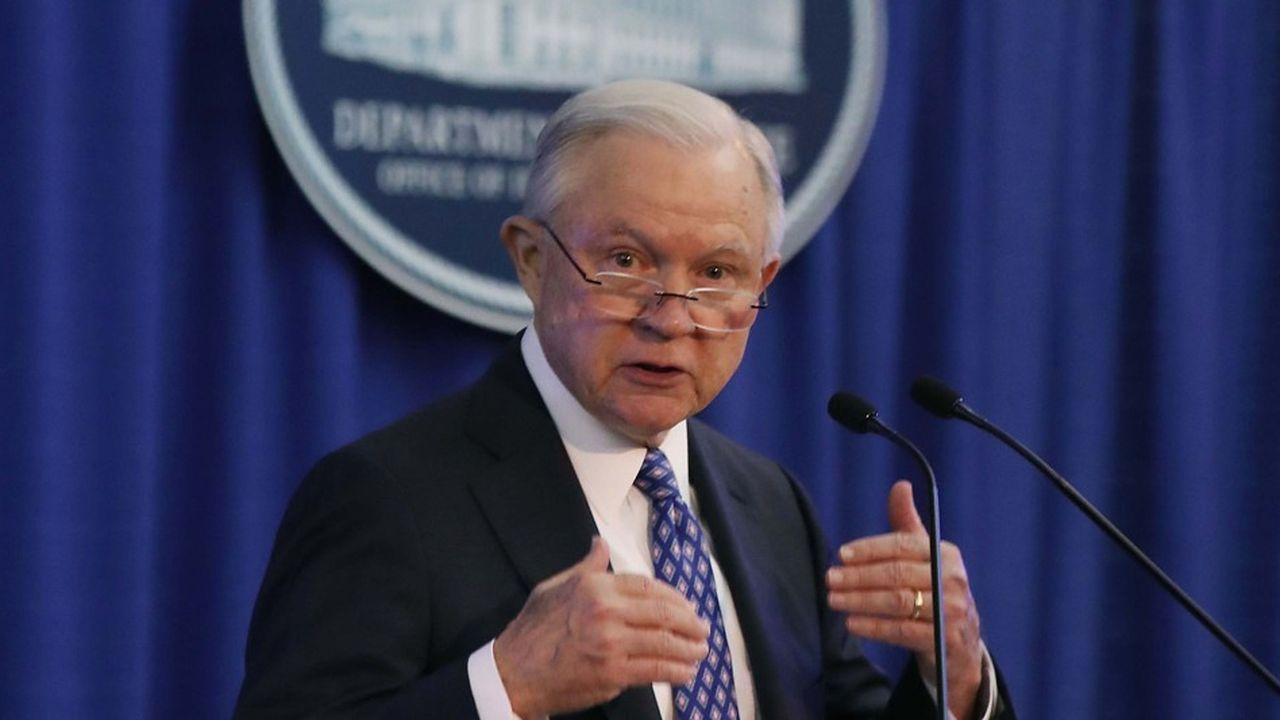 Jeff Sessions, le procureur général des Etats-Unis, vient de lancer des poursuites judiciaires contre la Californie