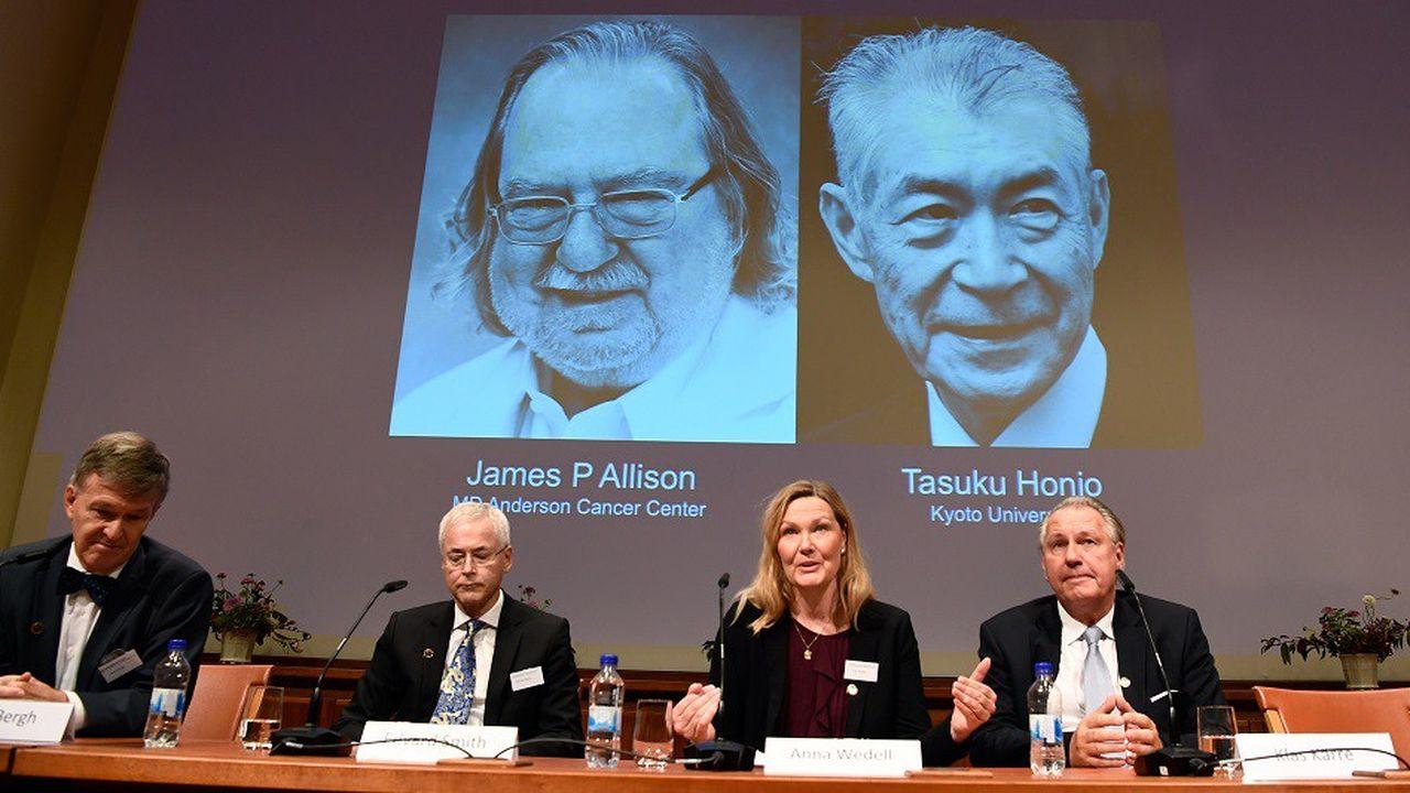 Les deux chercheurs avaient déjà reçu l'équivalent du Nobel en Asie en 2014