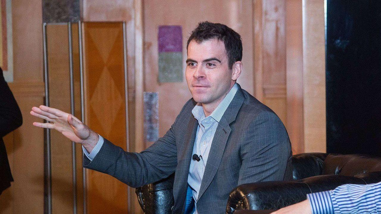 Adam Mosseri, ici en 2017, est entré chez Facebook comme concepteur de produit en 2008.