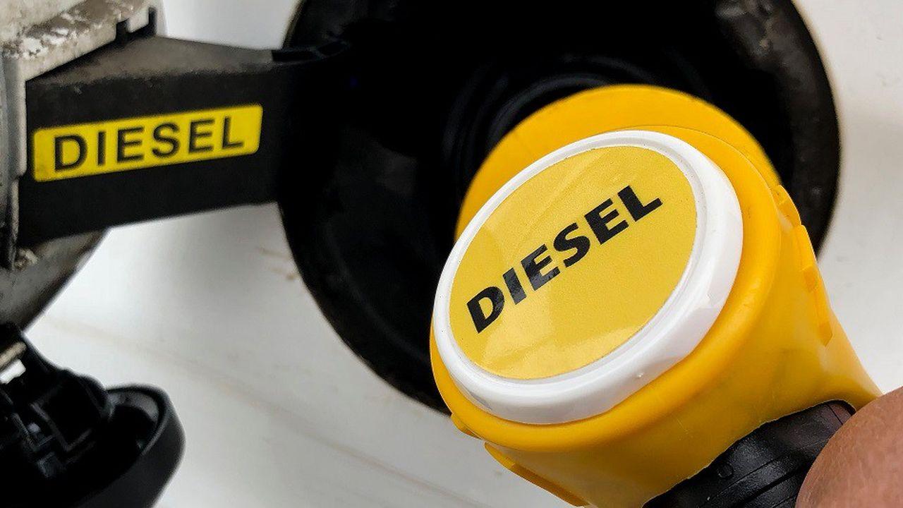 Le diesel s'appellera B7 à partir du 12octobre.