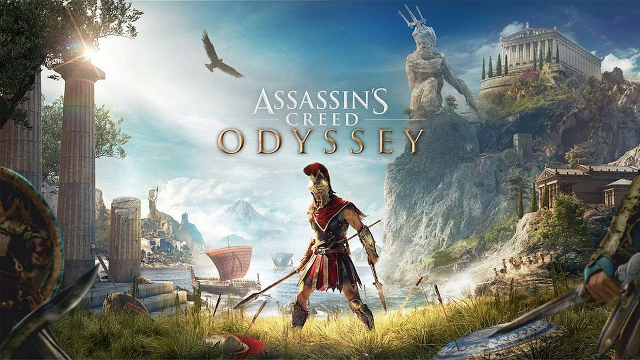 « Assassin's Creed Odyssey » sera le premier jeu vidéo disponible sur la plateforme de streaming de Google