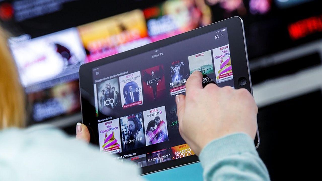 Les plates-formes de vidéo à la demande, telles que Netflix ou Amazon et celles de partage de vidéos (YouTube) vont se voir imposer un quota minimal de 30% d'oeuvres européennes au sein de leur catalogue.