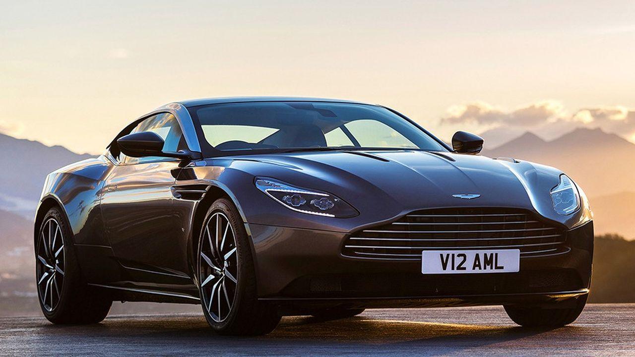 Le succès du coupé DB11, le premier nouveau modèle sorti en dix ans, illustre la renaissance de la marque britannique.