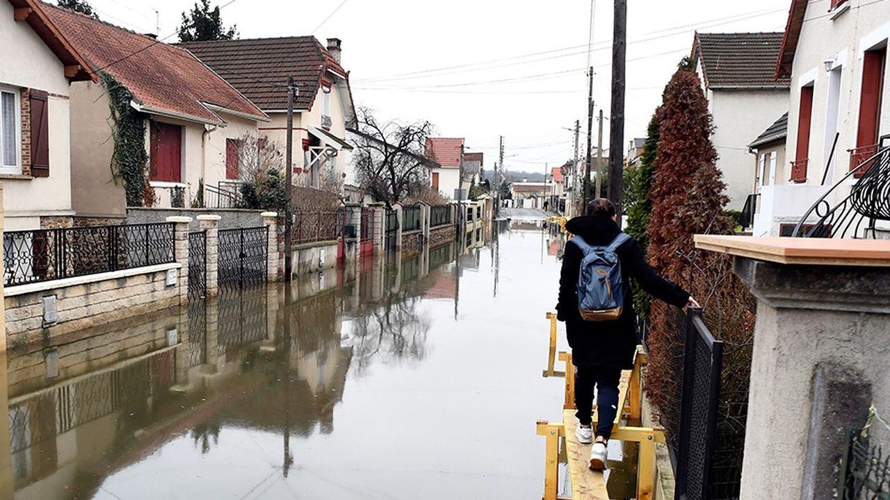 Les intercommunalitésles plus exposées aux risques d'inondations ont levé les premières la taxe Gemapi.