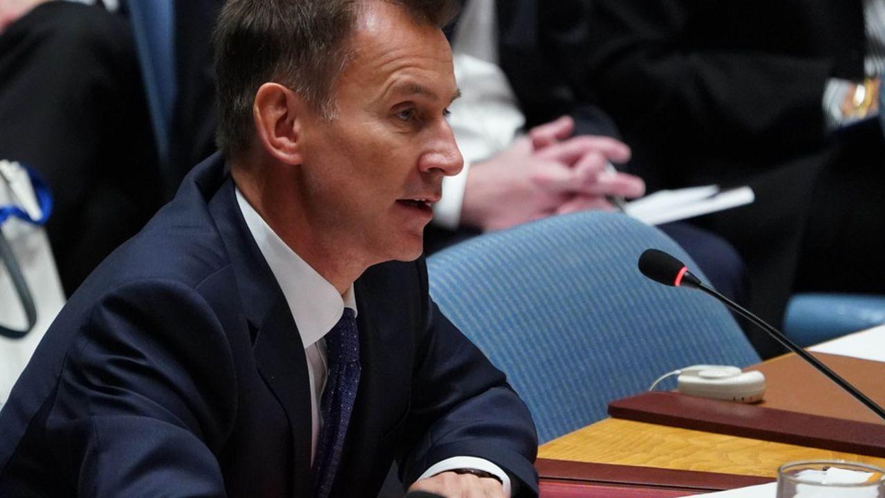 Jeremy Hunt, ministre britannique des Affaires étrangères, se dit «prêt» à «révéler et répondre» aux cyberattaques russes