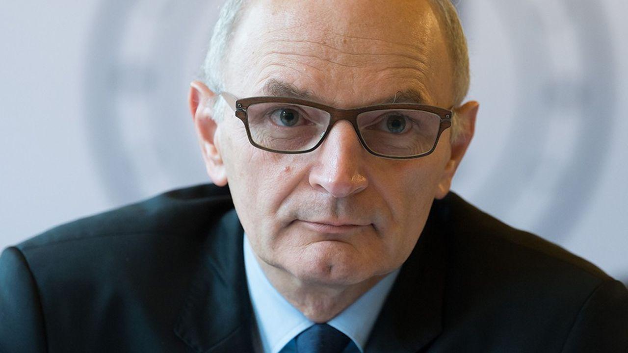 La Cour des comptes, présidée par Didier Migaud, appelle à une meilleure régulation des dépenses d'assurance-maladie.