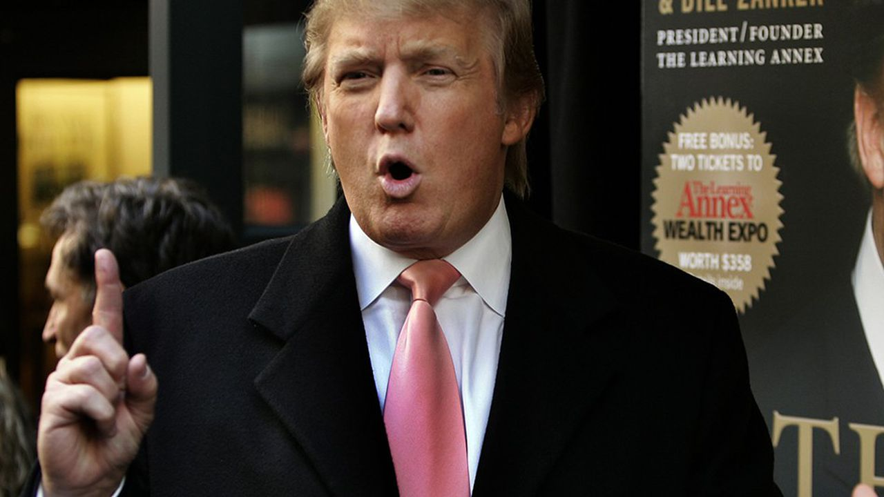 Donald Trump fut aussi impitoyable à Wall Street que dans l'immobilier.