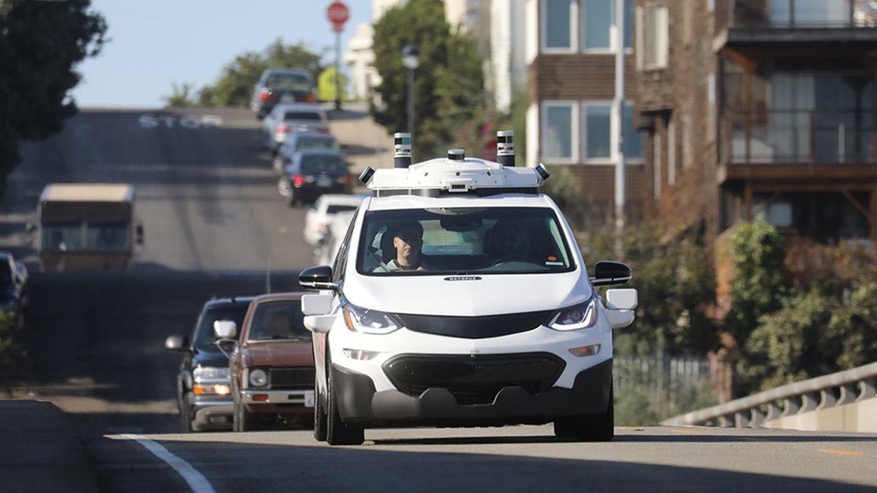 Avec sa filiale Cruise, General Motors est considéré comme le plus avancé des constructeurs automobiles dans la voiture autonome.