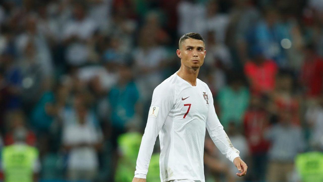 Cristiano Ronaldo dément les accusations portées contre lui.