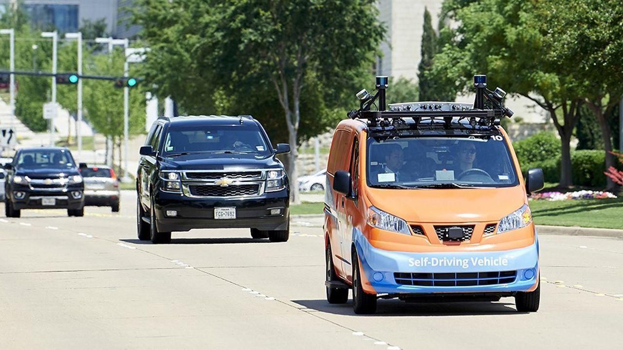 L'administration américaine veut assouplir les règles qui s'imposent aux constructeurs de véhicules autonomes, afin de favoriser leur arrivée sur les routes du pays.