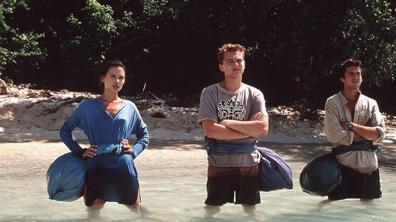 «Maya Bay» est apparue dans le film «La Plage» de Danny Boyle, où joue l'acteur Leonardo DiCaprio, et qui rien qu'en France a fait plus de 3millions d'entrées à sa sortie en 2000.