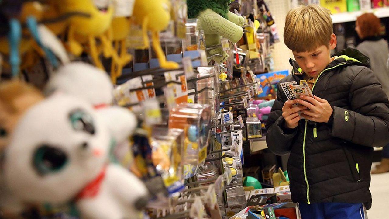 Walmart, Target, Amazon, JC Penney, Kohl's ou encore Party City : tous les acteurs du secteur du jouet aux Etats-Unis entendent profiter de la faillite de Toys'R'Us.