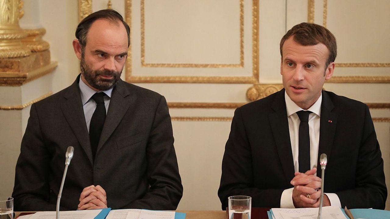 Emmanuel Macron et Edouard Philippe se sont donnés le tempspour peaufiner le remaniement suite au départ de Gérard Collomb