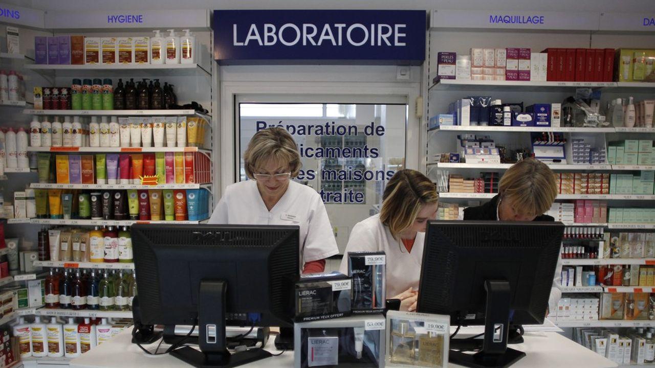 En 2021, il n'y aura plus qu'un pharmacien en exercice pour un retraité.