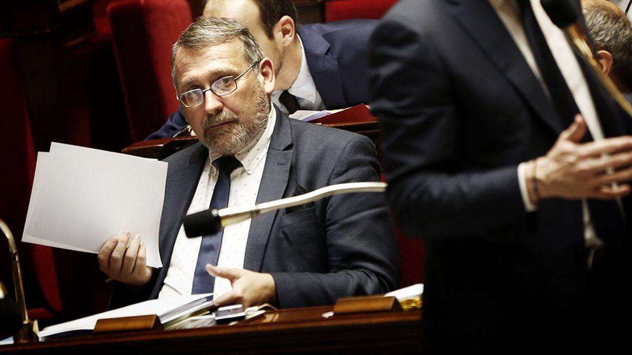 Joël Giraud, député LREM et rapporteur du Budget, veut notamment s'attaquer à plusieurs niches fiscales inutiles.