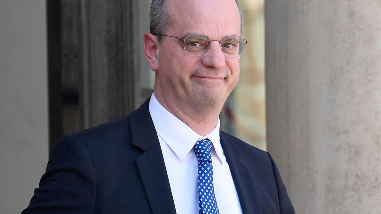 Jean-Michel Blanquer est l'un des ministres les plus politiques du gouvernement.