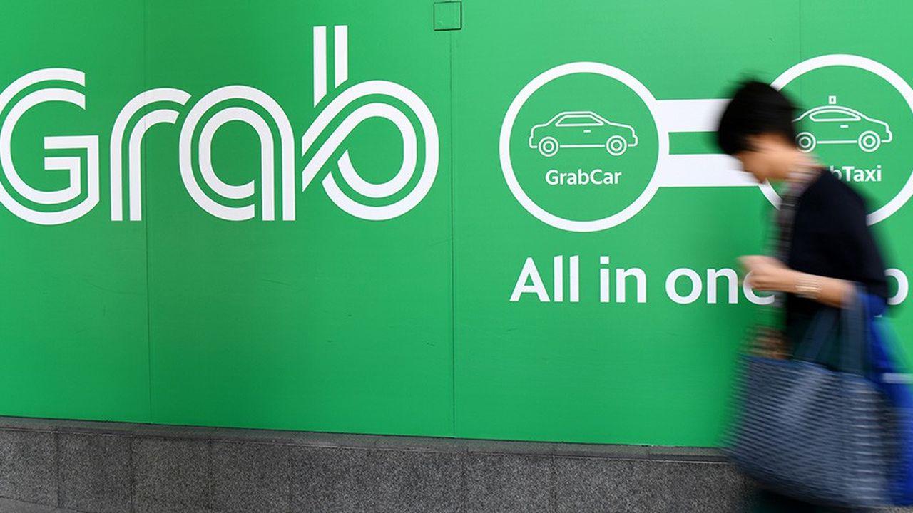 Grab est implantée dans 235 villes réparties dans huit pays d'Asie du Sud-Est
