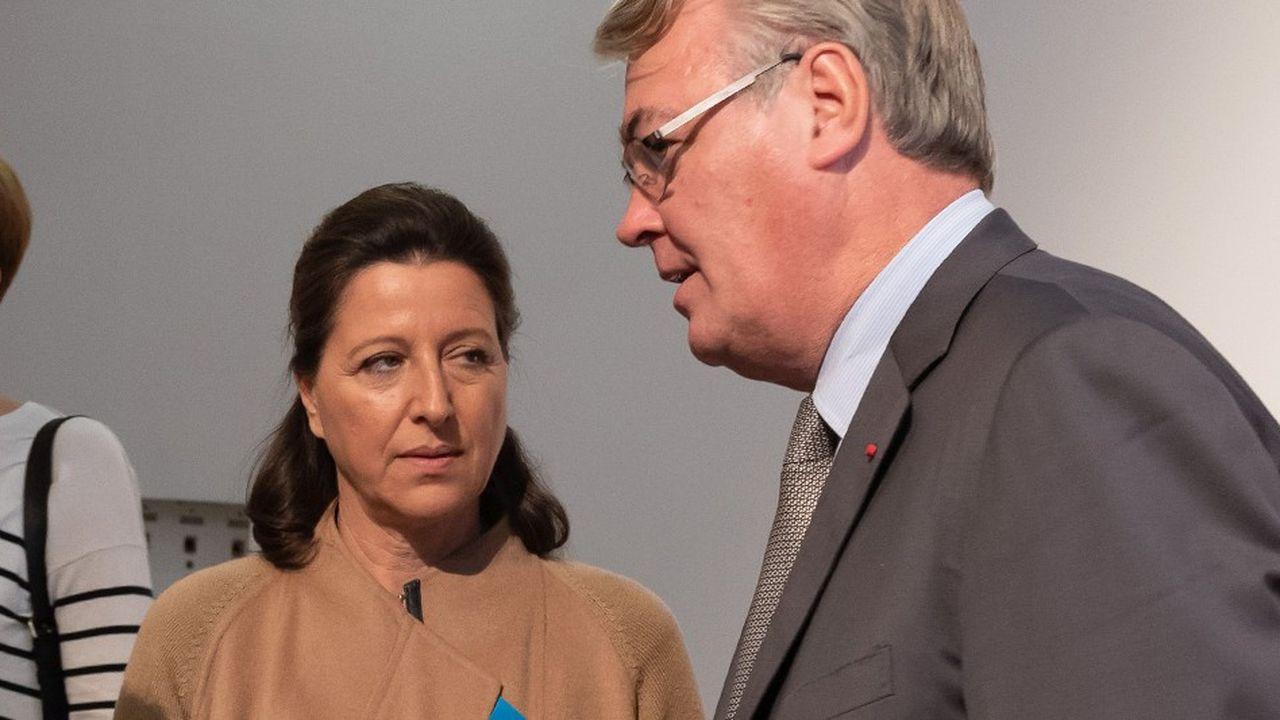 La ministre Agnès Buzyn et le haut-commissaire Jean-Paul Delevoye reçoivent les partenaires sociaux ce mercredi au ministère des Solidarités pour ouvrir le deuxième acte de la réforme des retraites.