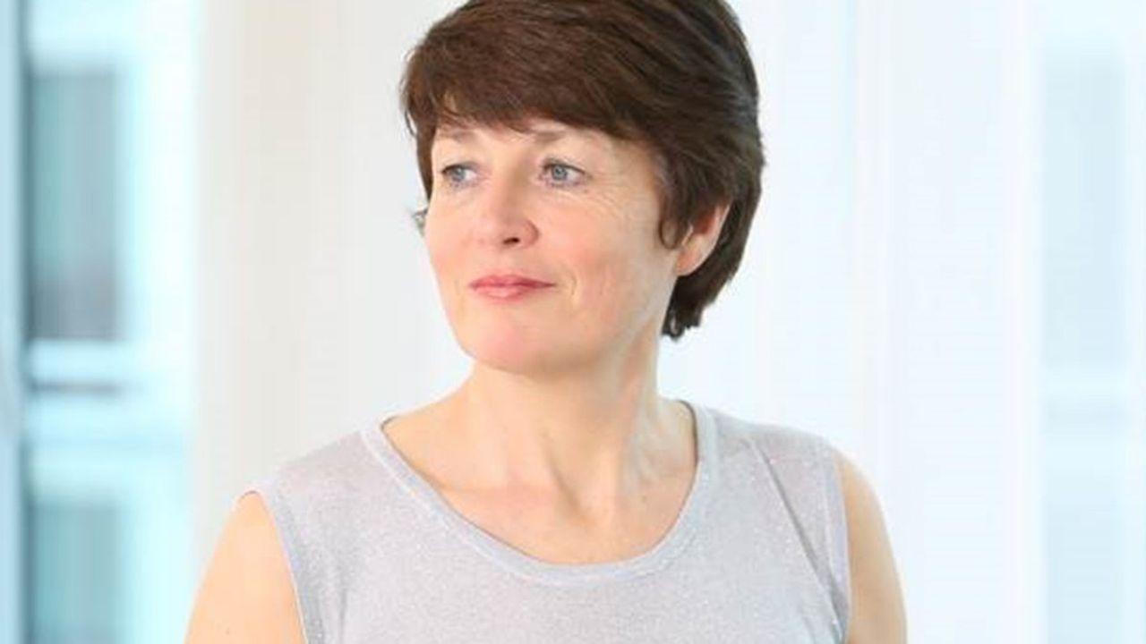 Michèle Lesieur, directrice générale de SuperSonic Imagine.