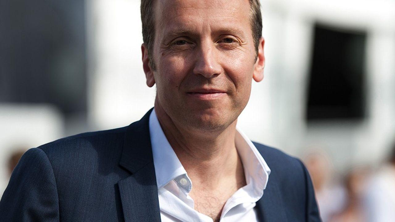 Frédéric Sève, membre du comité exécutif de la CFDT, négocie la réforme des retraites.