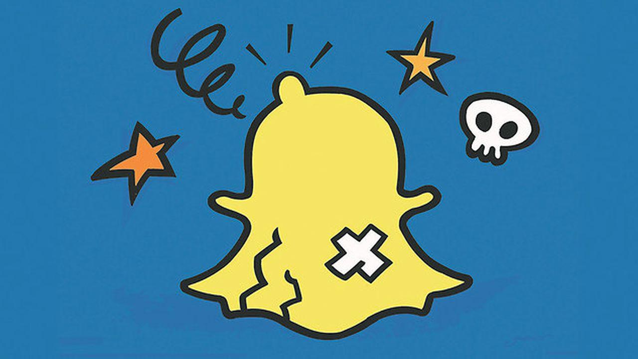 Snapchat, la crise d'adolescence