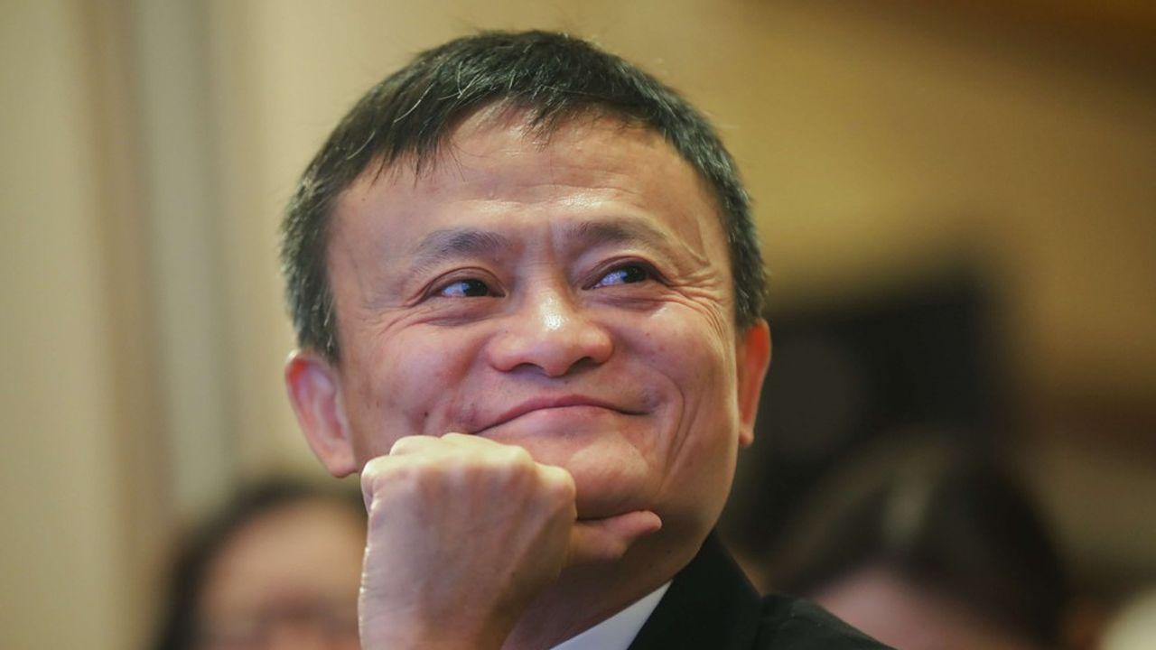 Entre2017 et2018, le fondateur d'Alibaba a vu sa fortune augmenter de 35%