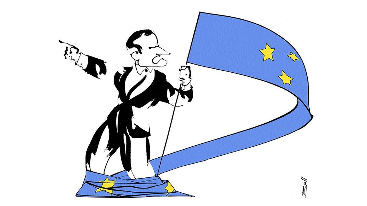 Europe: Macron et le risque du manichéisme