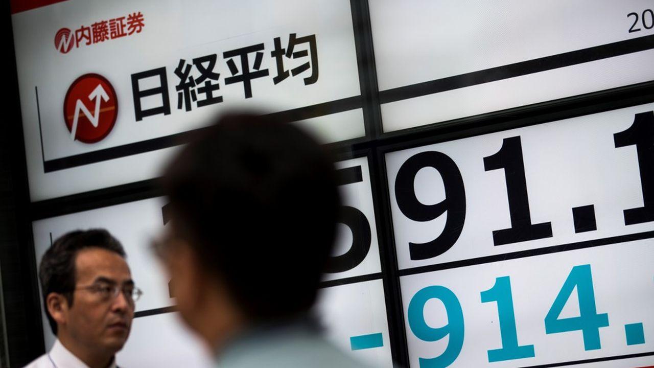 Comme leurs homologues américains, les traders de la région s'inquiètent de la remontée des taux d'intérêt aux Etats-Unis
