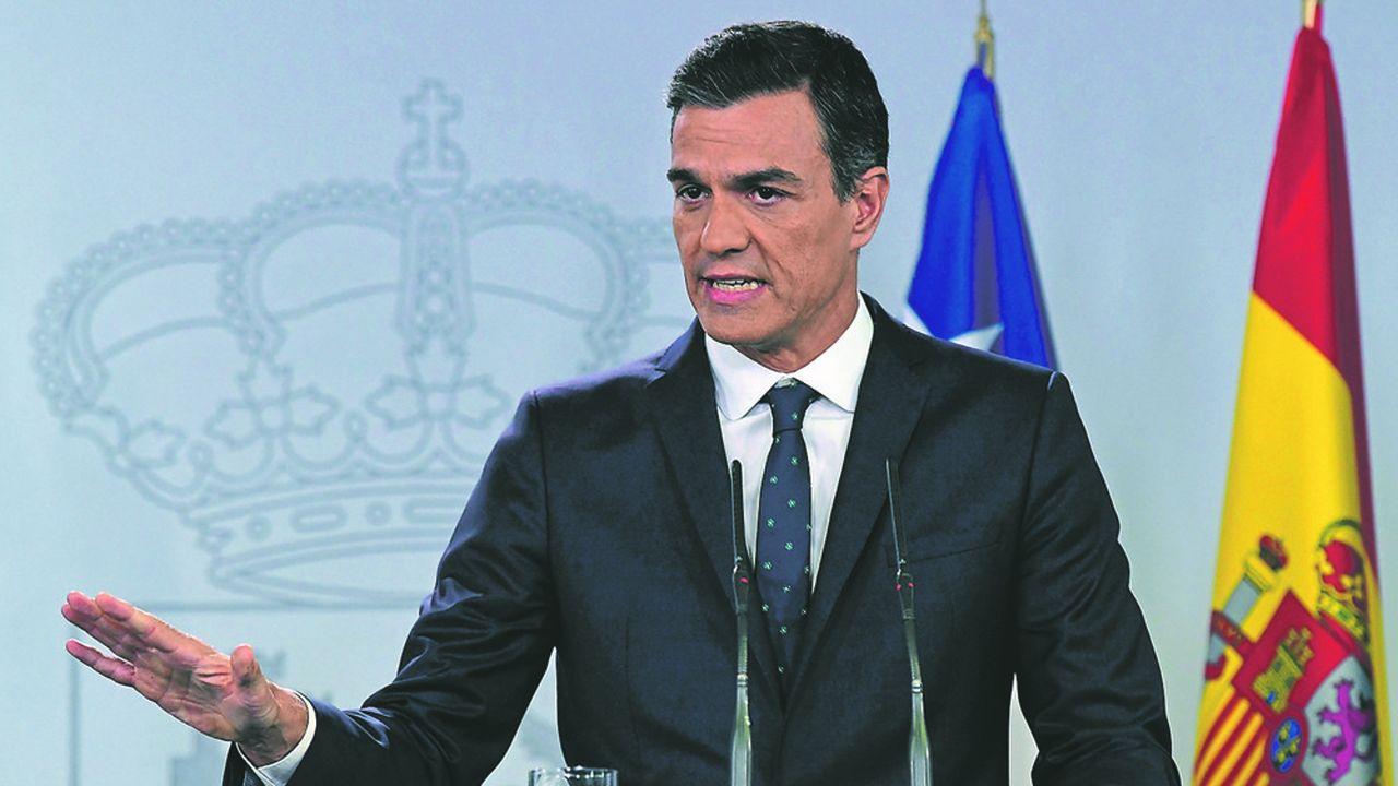Le Premier ministre espagnol doit boucler les discussions avec ses alliés d'ici au 15 octobre, afin de soumettre le projet de budget 2019 à la Commission européenne.
