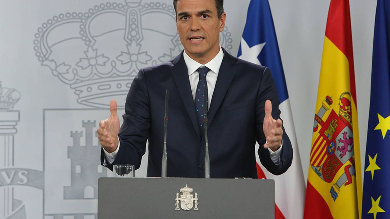 Le projet de budget sur lequel sont tombés d'accord, jeudi, le gouvernement espagnol du socialiste Sanchez et le parti Podemos marque un virage social affirmé.