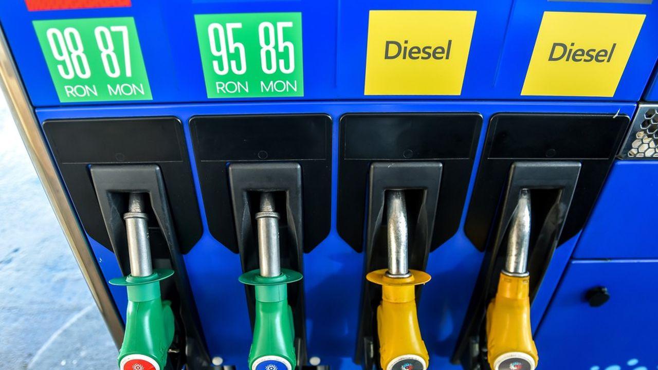 Le litre de gazole cote aujourd'hui 1,52euro en moyenne en France. Le record enregistré il y a six ans (1,48euro) est battu.