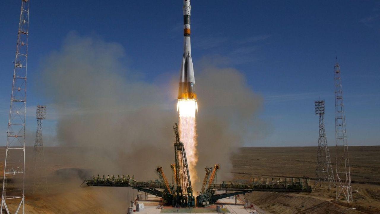 La fusée Soyouz, qui devait emporter deux astronautes à bord de la Station spatiale internationale, a eu une défaillance au décollage peu après son décollage ce jeudi.