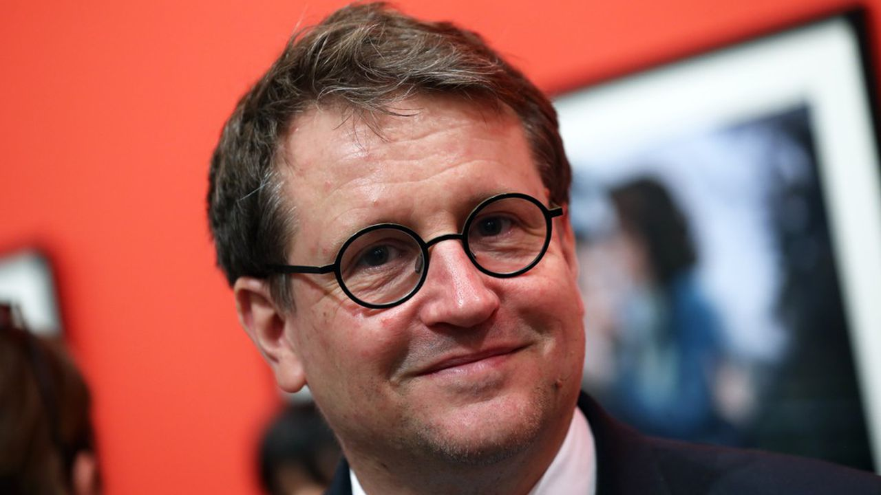 Rodolphe Belmer est Directeur general d'Eutelsat.