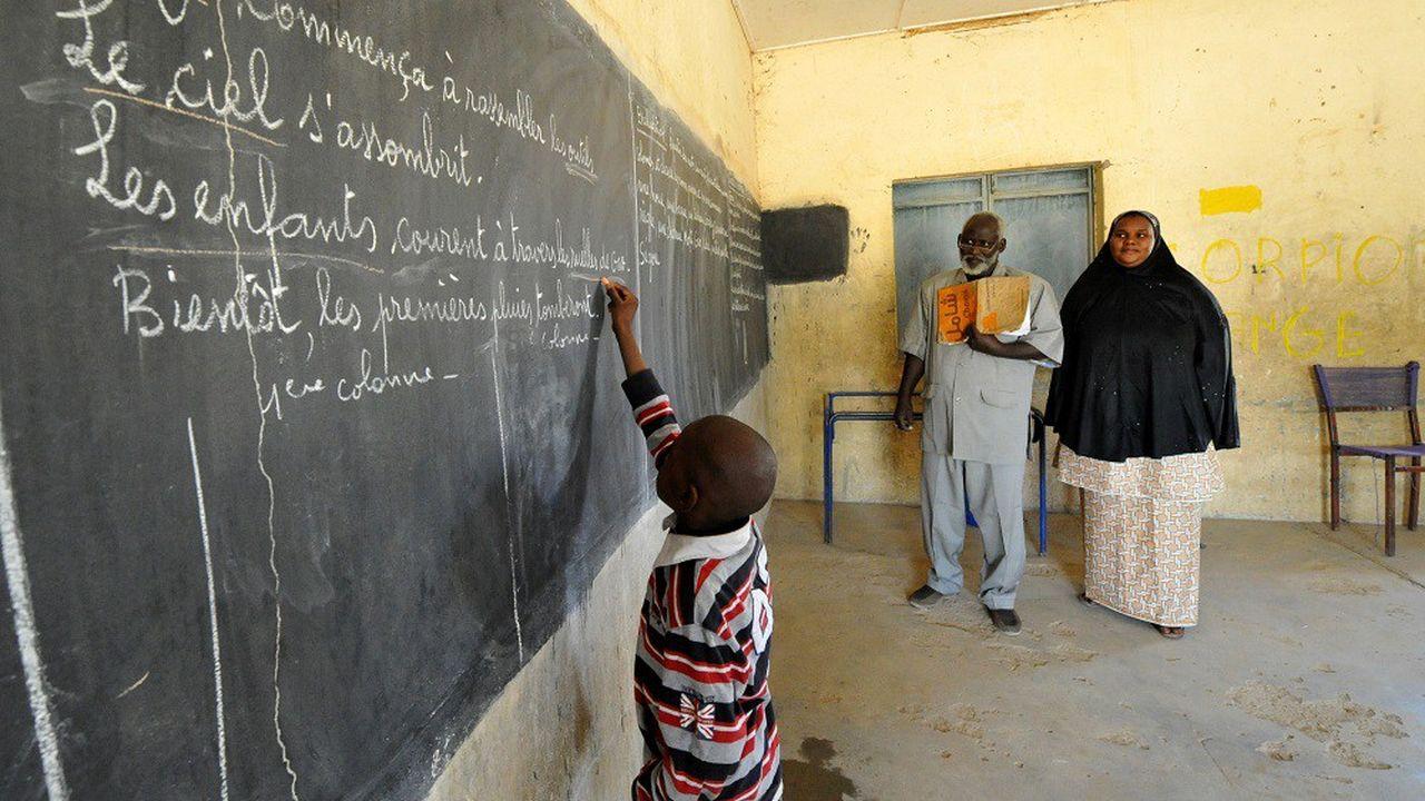 Près de 60% des personnes apprenant le français résident en Afrique.