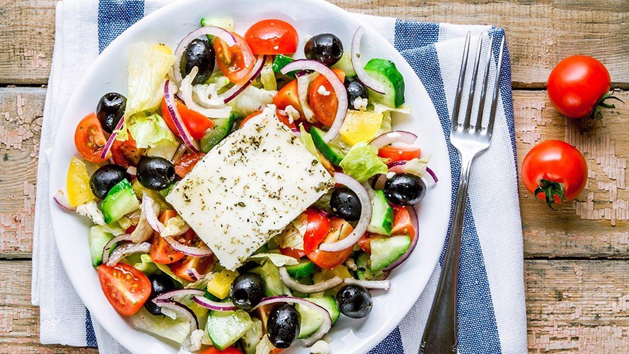 Manger sainement nous protège de la dépression | Les Echos