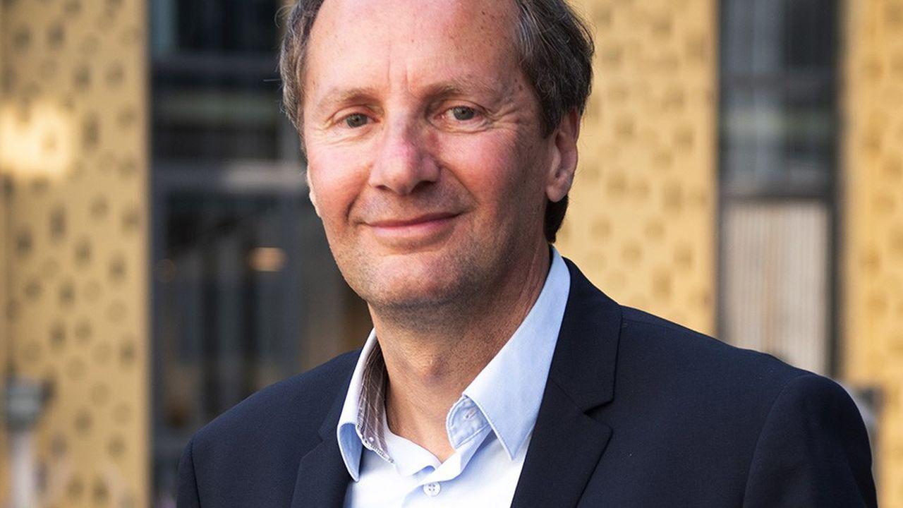 Frédéric Bourelly, PDG et fondateur de Mon Chasseur Immo, localisé à Montpellier.