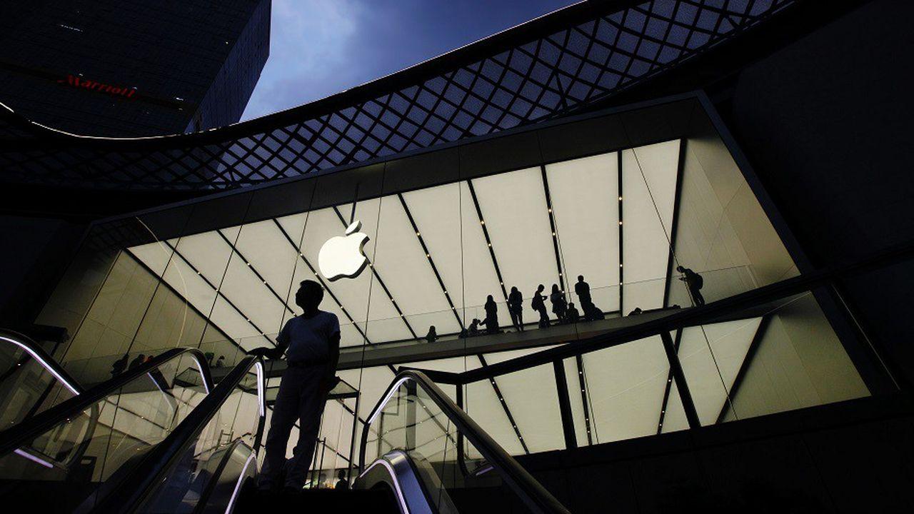 En Chine, un système de fraude organisée a fait perdre des milliards de dollars à Apple.