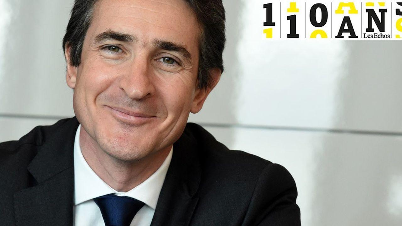 Patrice Caine, PDG de Thales, dresse un plaidoyer pour une intelligence artificielle éthique