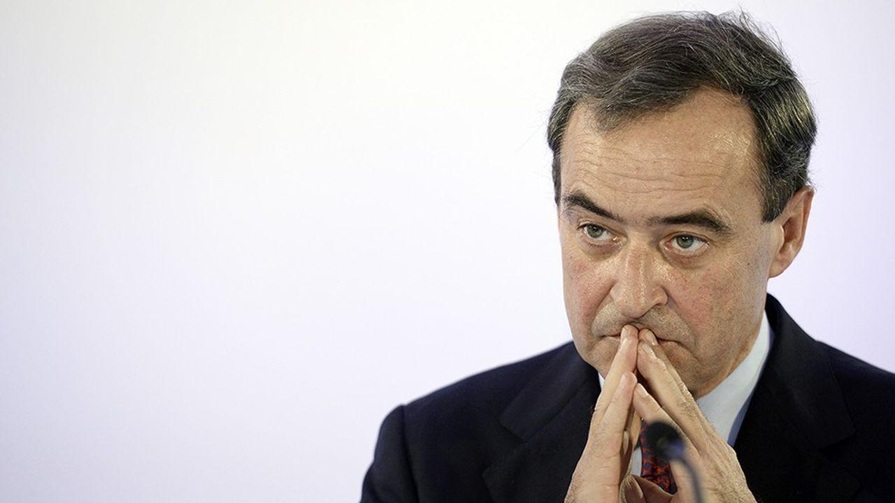 Les juges d'instruction ont décidé la saisie de près de 2,5millions d'euros d'indemnités touchés par Bruno Lafont lors de son départ de Lafarge