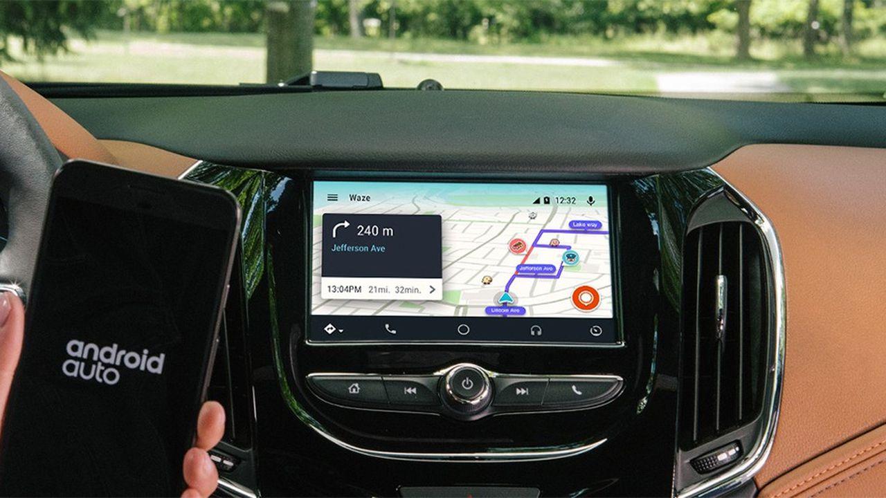 Waze compte plus de 100millions d'utilisateurs, dont une dizaine de millions en France