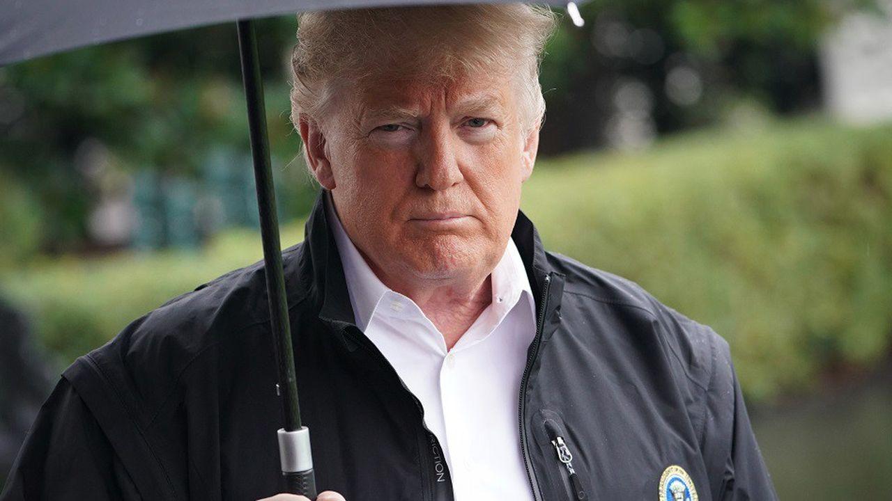«Je crois que (le réchauffement climatique) n'est pas un canular, il y a probablement une différence mais je ne sais pas si c'est à cause de l'homme», a déclaré Donald Trump à l'émission «60 Minutes» de CBS dimanche