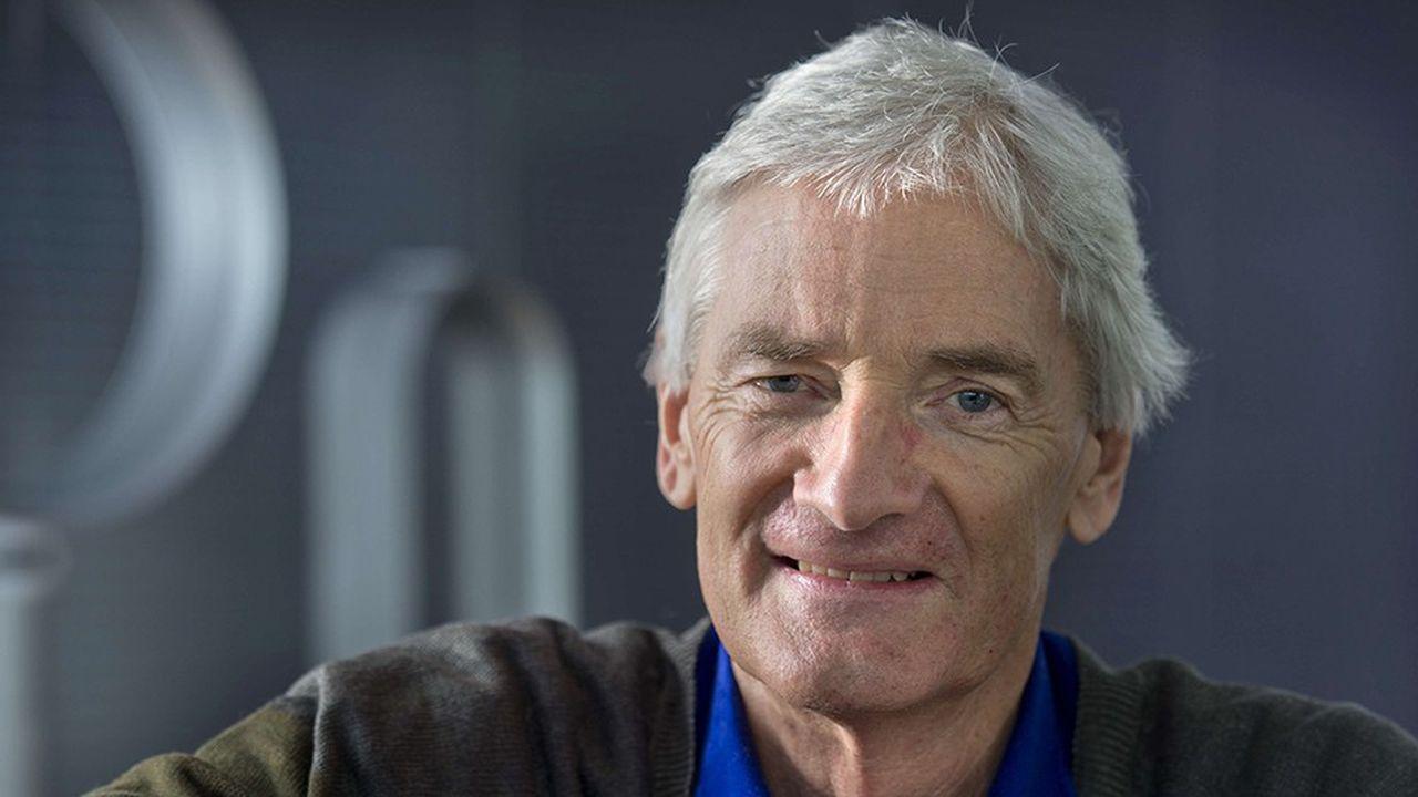 «Je suis vieux, je me rappelle du temps où mon pays n'était pas encore dans l'Union européenne…», explique James Dyson. Le dirigeant avait pris position en faveur du Brexit