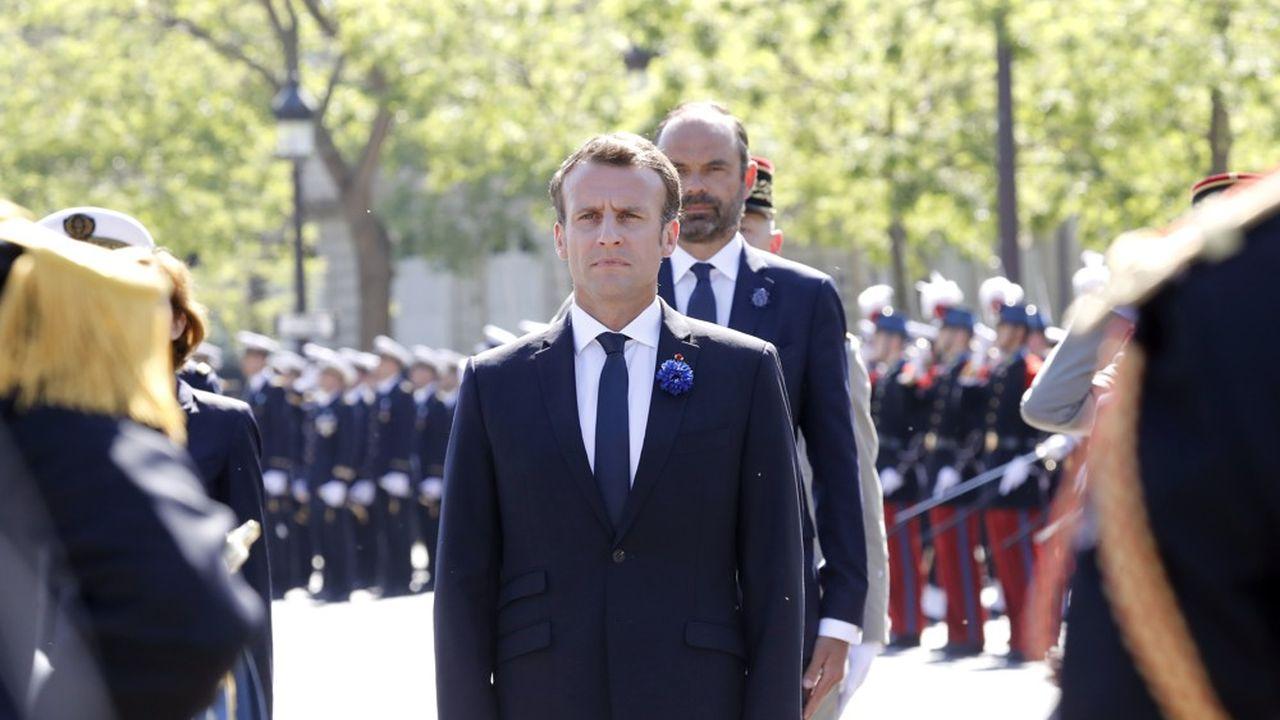 L'exécutif espère reprendre la main après deux semaines de flottement consécutif au départ du ministre de l'Intérieur Gérard Collomb