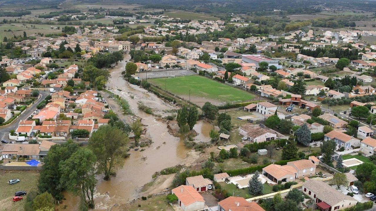 L'alerte 'rouge' de Météo France a été déclenchée lundi matin à 6heures. Trop tardivement, selon certains habitants.