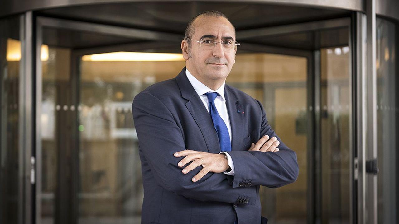 Laurent Nunez a été directeur de cabinet du préfet de Paris en 2012 puis préfet des Bouches-du-Rhône en 2015