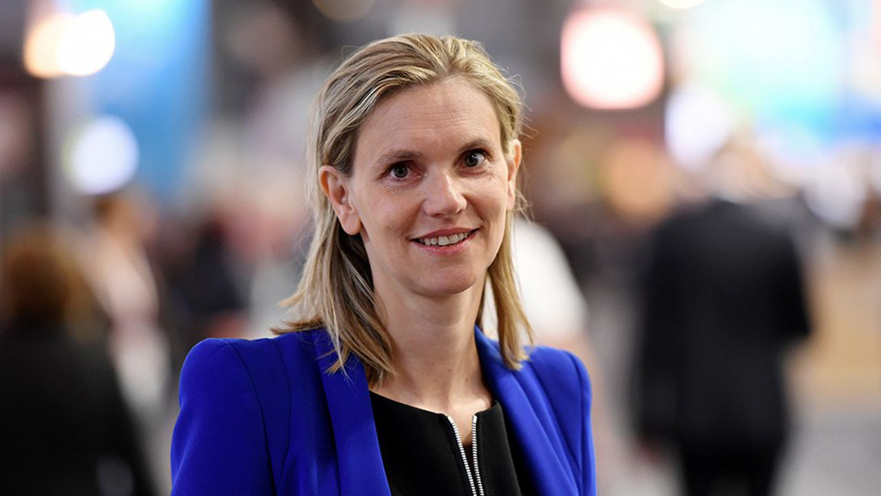 Agnès Pannier-Runacher retrouve les couloirs de Bercy pour remplacer Delphine Gény-Stephann comme secrétaire d'Etat auprès du ministre de l'Economie et des Finances
